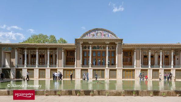 Shiraz tour - Afif Abad Garden - Persian Garden