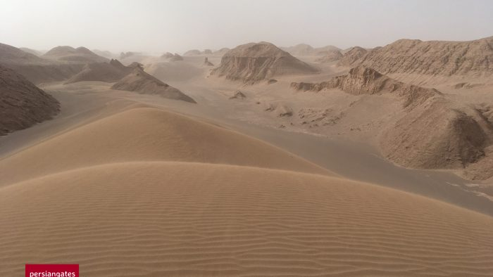 Shahdad Kalouts tour- Lut desert
