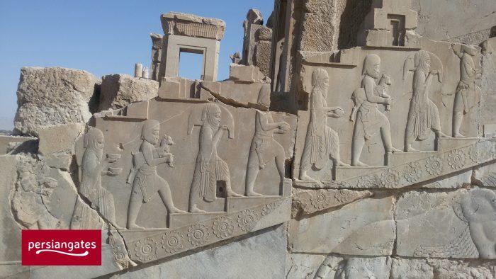 Persepolis- Tacher palace