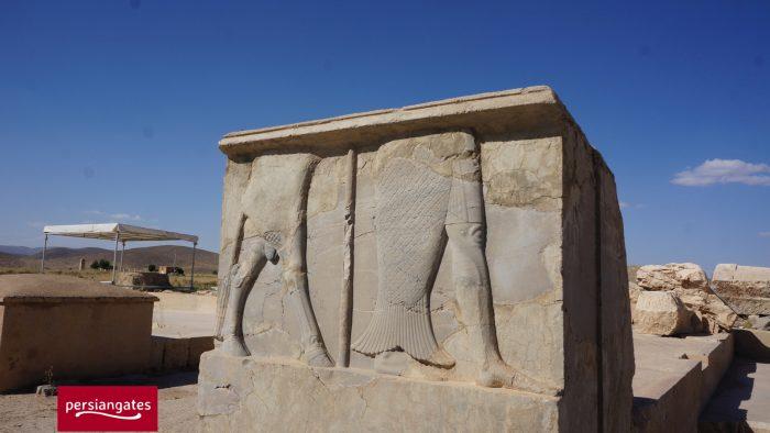 Pasargadae - Palace