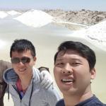 Jason Koh-Keng Seng Tam- Lee Sin Poh – from Malaysia