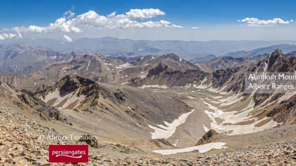 Mount Alamkuh climbing tour